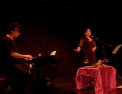"""""""Bleu Azur"""" au théâtre le Mandapa avec Patrick Pernet - 14 juin 2012"""