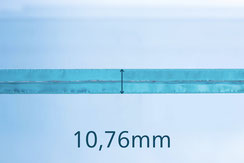 VSG aus ESG 10.76mm klar