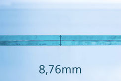 VSG/TVG weiß 8.76 mm