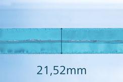 VSG aus ESG Optiwhite 21.52mm klar