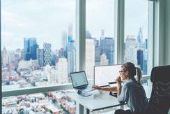 Online Beratung Travel Management