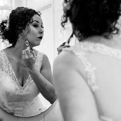 Bruidsvisagie in Brabant