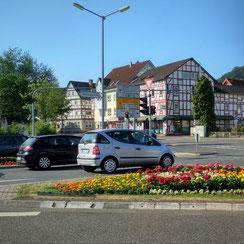 Minikreisverkehr HBS Berechnung Rotenburg
