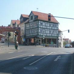 Verkehrsuntersuchung HBS Einkaufszentrum Homberg (Efze)