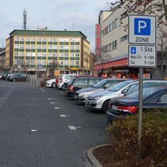 Parkraumuntersuchung Oberhausen