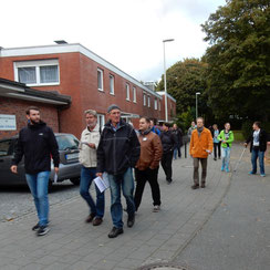 Fußgänger-Check, Fußverkehrs-Check, Planungsspaziergang
