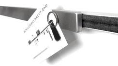 magnet leiste zubehör pinwand edelstahl design