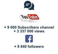 social network info