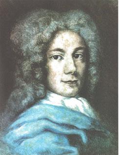 G. F. Händel - Portrait