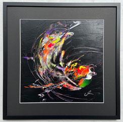 original abstract artwork - original Kunstwerk