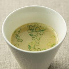 はかた地どりスープの召し上がり方,はかた地どりスープ,博多水炊きさもんじ