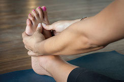 Yoga Online mit Alexandra Schäfer
