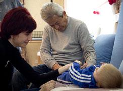 チェルノブイリ放射線被ばくの子供の治療