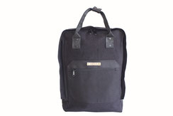 Margelisch urban canvas laptop backpack