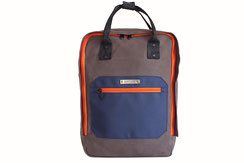 functional urban canvas backpack Wedi