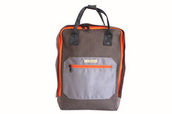 sustainable backpack from Margelisch in canvas