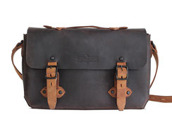 Margelisch leather bag Shabon