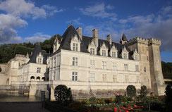 Château de Villandry Touraine Val de Loire