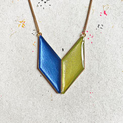 Doppelrhombus Ketten/Chains 49€ (Click foto to see all)