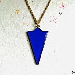 "Triangle Kette ""Individual Item No3"" 35€"