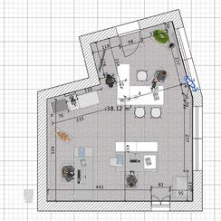 Remax Immobilien Markenraum Konzept Broschüre