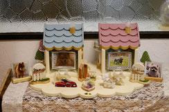 将来このイメージで飾れるお家をお作りします