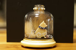 ペットの毛・ペットの小さなお骨・ペット仏壇・かわいいペット仏壇