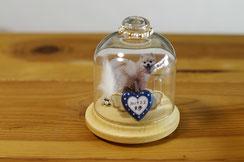 ペットの毛を保管する商品・ペットの毛ストラップ・ペット位牌・ペットのお骨・分骨