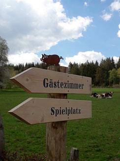 Familienurlaub auf dem Bauernhof NRW