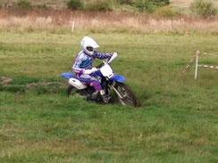initiation moto stage pilotage haute loire