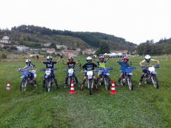 initiation moto stage pilotage le puy en velay