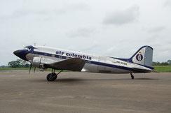 C-47A HK-3292