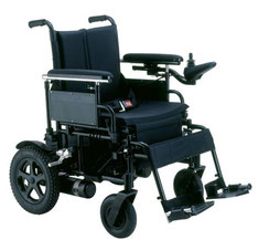 Merits Cirrus Plus EC Power Wheelchair