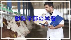 獣医学部の学費