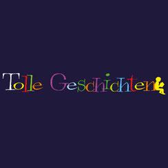 Farbiges Logo der Buchhandlung Tolle Geschichten am Tornberg