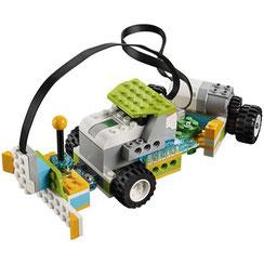 Lego WeDo Baufahrzeug