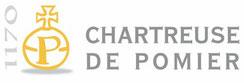 Logo chartreuse Pomier lieu de réception