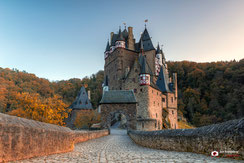 Herfst bij Burg Eltz