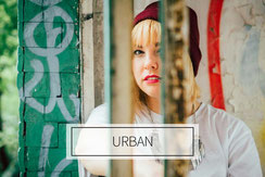 ©️benjamin wojcik photography - Fotograf Dortmund: Urbanes Frauenporträt Dortmund