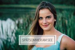 ©️benjamin wojcik photography - Fotograf Sauerland: Brünette Frau am See