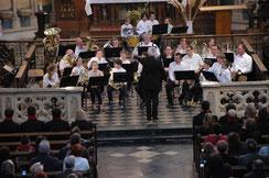 Concert à l'église de Vignacourt