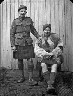 Écossais © Collection Thuillier