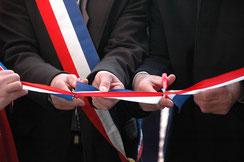 La maison des Australiens est inaugurée le 25 avril 2012