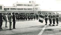 Le Drapeau du 99e R.I. à l'honneur