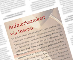 Inserat-Text