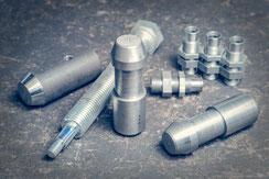 CNC Fräsen und Drehen Zerspanung Drehteile