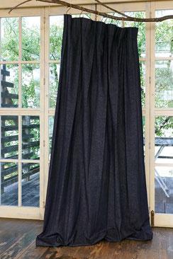 瀬戸内デニム デニムカーテン
