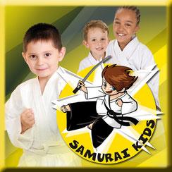 Samurai Kids - modernste Unterrichtsmethoden und Lernsysteme