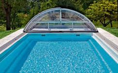 Aphrodite 900 Protectorline Nautilus GFK Schwimmbecken von Aquakonzept-Schwimmbadtechnik
