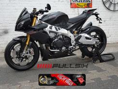 Performance Bikes Tuono V4 mit Fullsix Carbon Parts